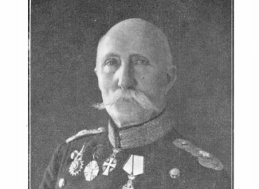 Generalmajor, Generaltøjmester Martin Nielsen Nørresø