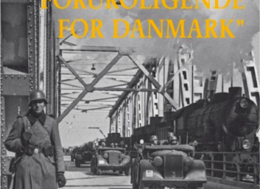 """""""Der er intet foruroligende for Danmark"""". Danmark mellem stormagterne frem mod 9. april."""