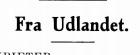 Fra udlandet 1943 - 9