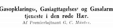 Gasopklarings-, Gasiagttagelses- og Gasalarmtjeneste i den røde Hær