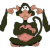 Cybersikkerhed i Danmark for ringe = De tre abers princip