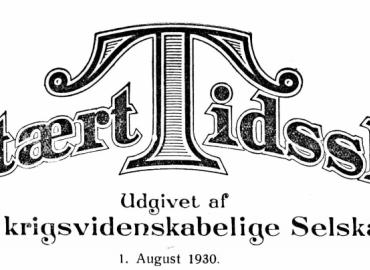 Anmeldelser 1930 - 5
