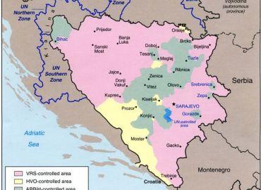 Srebrenica, ikke Goražde, blev husket:  En sammenlignende analyse