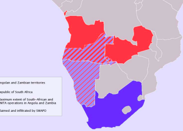 The South African Border War (1966-1989): a Case Study