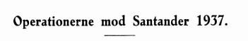 Operationerne mod Santander 1937