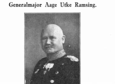 Generalmajor Aage Utke Ramsing