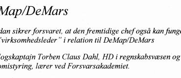 DeMap/DeMars