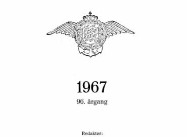 Dansk Industris medvirken ved fremstilling: af materiel til forsvaret