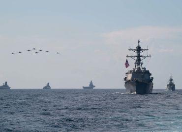 En militærkonfrontation mellem Kina og Taiwan er ikke sandsynlig