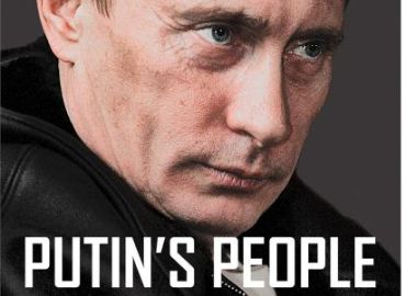 Putin's People - How the KGB Took Back Russia and Then Took on the West